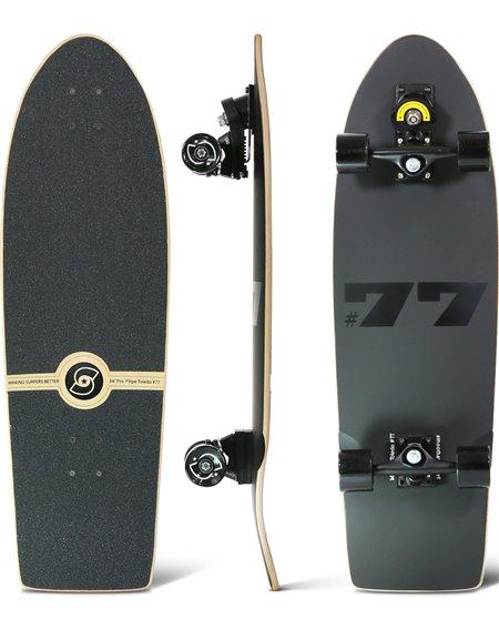 """Smoothstar Filipe Toledo 34"""" Surfskate"""