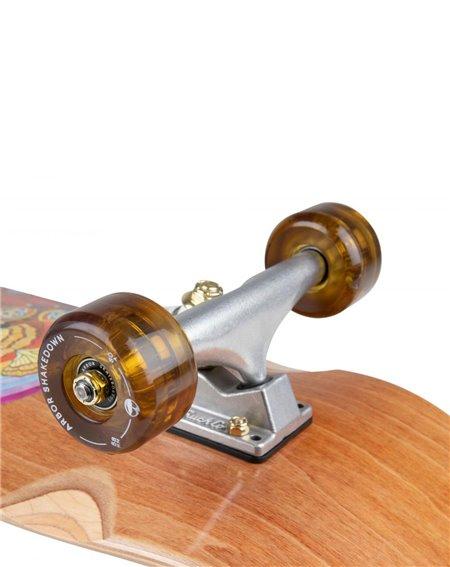 "Arbor Skateboard Cruiser Solstice Cucharon 32.375"""