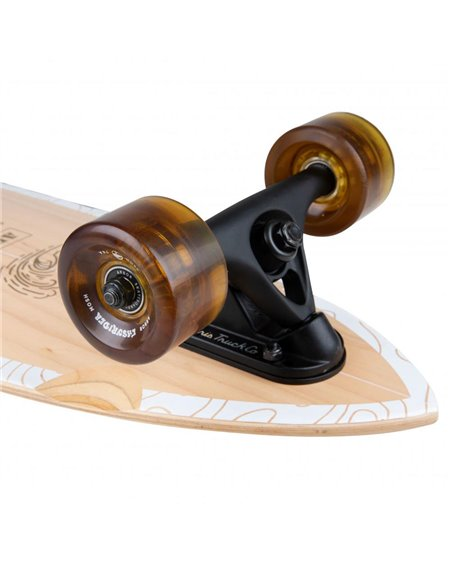 Arbor Skateboard Cruiser Groundswell Rally 30.5""