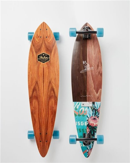"Arbor Groundswell Fish 37"" Longboard"