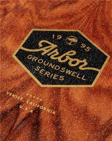 "Arbor Longboard Groundswell Fish 37"""