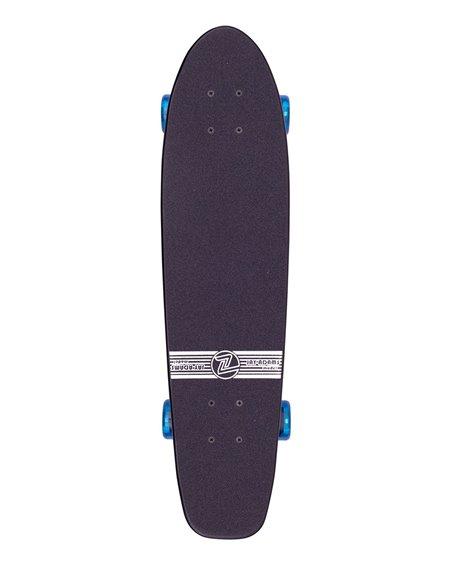 "Z-Flex Skate Cruiser Metal Flake 29.5"" Blue"