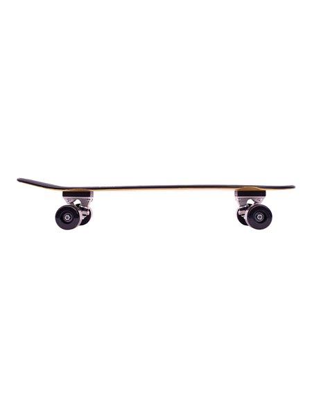 "Z-Flex Metal Flake 29.5"" Skateboard Cruiser Gold"
