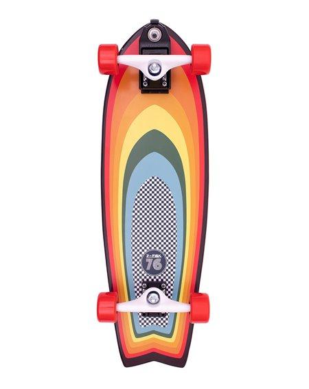 "Z-Flex Surfskate Surf-a-gogo Fish 31"""