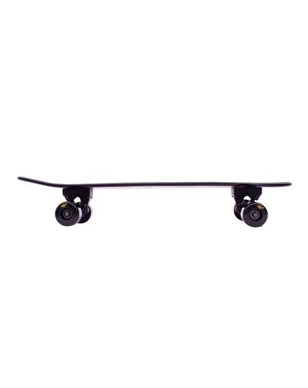 "Z-Flex Aragon Cheetah 29.5"" Skateboard Cruiser Black"