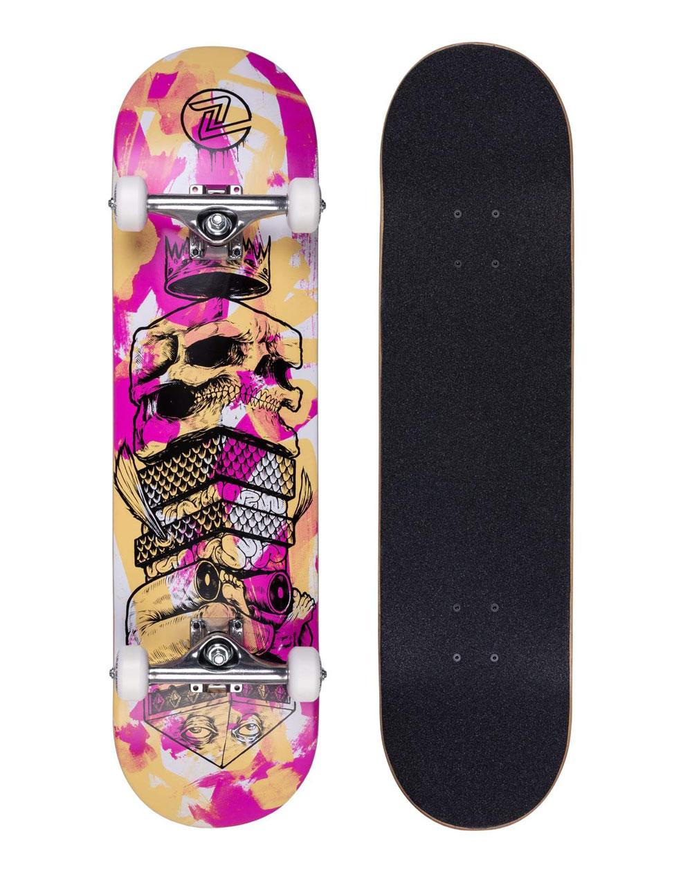 """Z-Flex Totem 8.25"""" Complete Skateboard"""