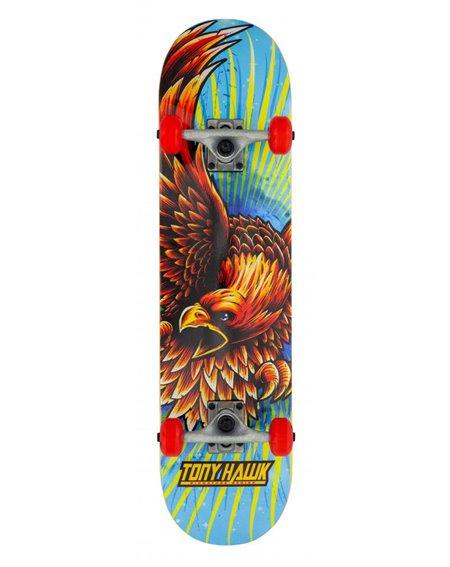 "Tony Hawk Skate Montado Golden Hawk 7.75"""