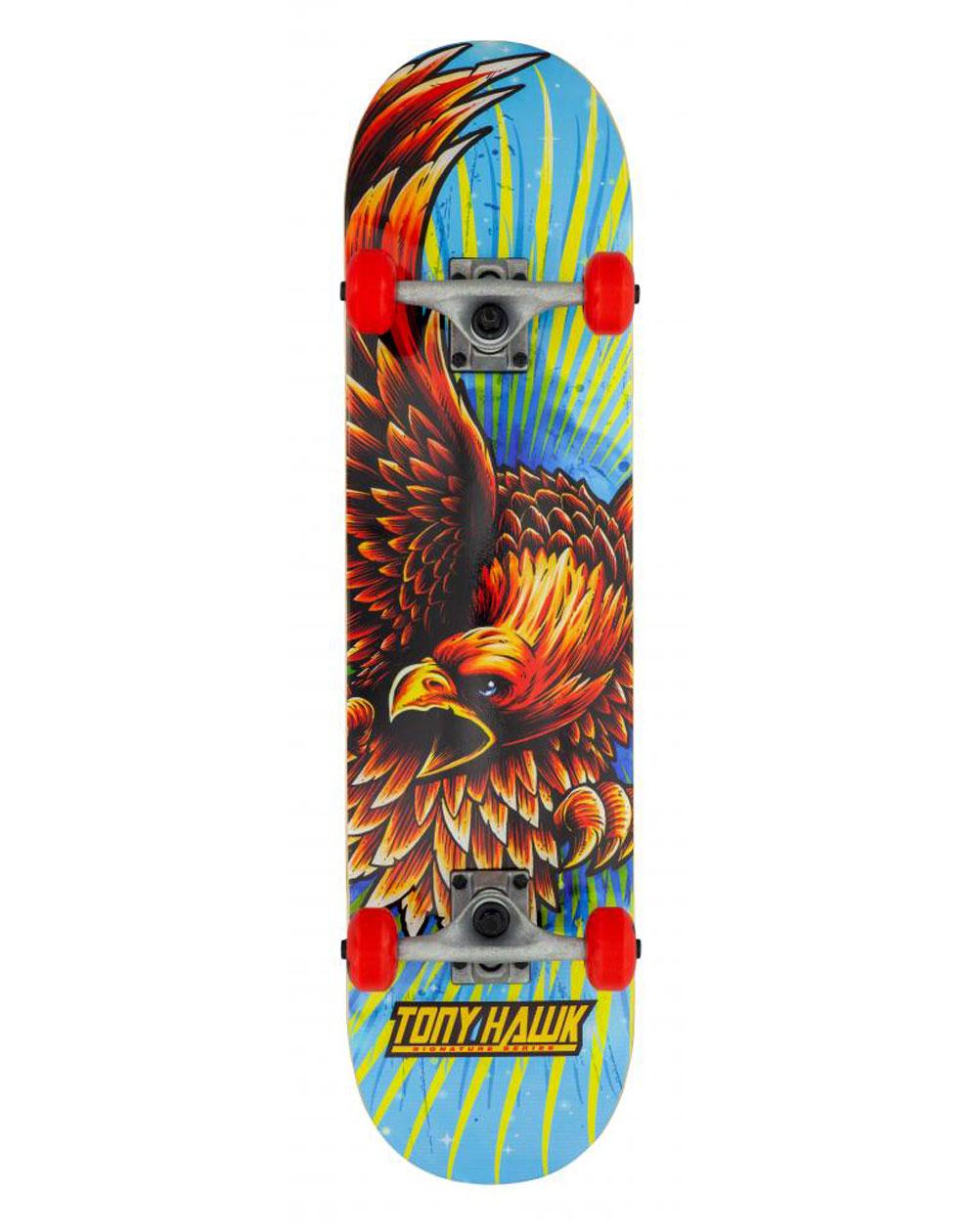 "Tony Hawk Skateboard Golden Hawk 7.75"""