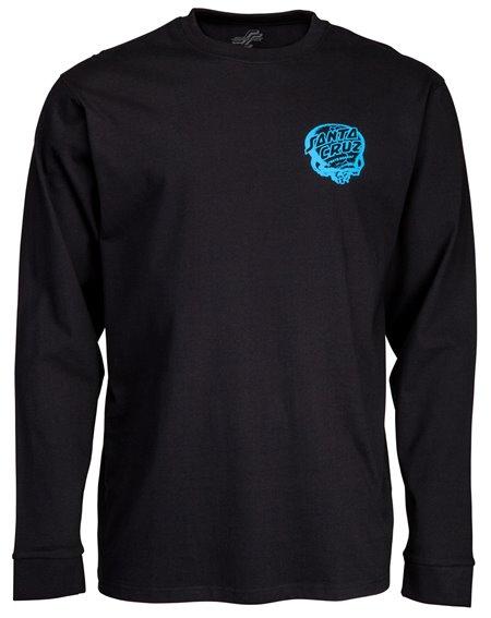 Santa Cruz OGSC Corey Reaper T-Shirt à Manches Longues Homme Black