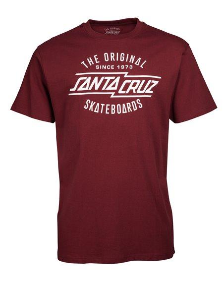 Santa Cruz Original Camiseta para Homem Blood