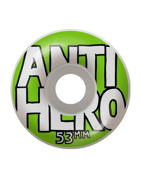 """Anti Hero Skateboard Classic Eagle 7.3"""" Yellow"""