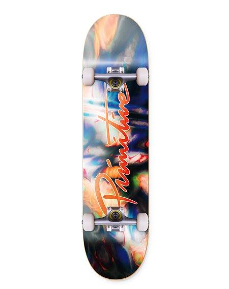 "Primitive Skateboard Completo Nuevo Melt 8.125"""