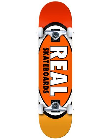 """Real Team Edition Ovals 7.75"""" Komplett-Skateboard"""