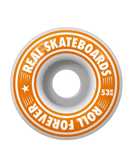 "Real Skateboard Team Edition Ovals 8"""