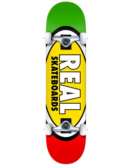 """Real Skateboard Completo Team Edition Ovals 8.25"""""""