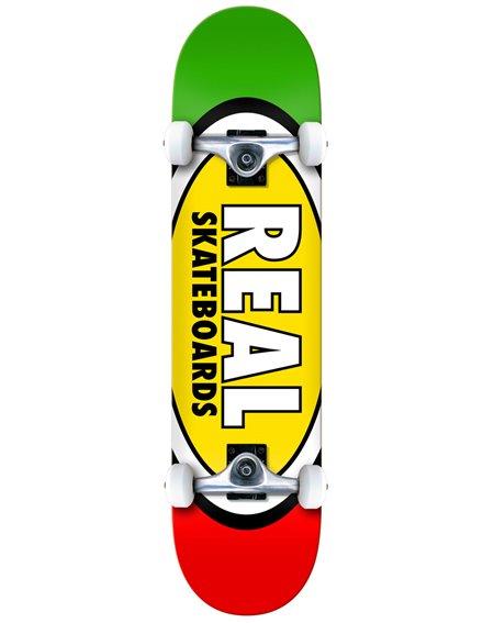 """Real Team Edition Ovals 8.25"""" Komplett-Skateboard"""