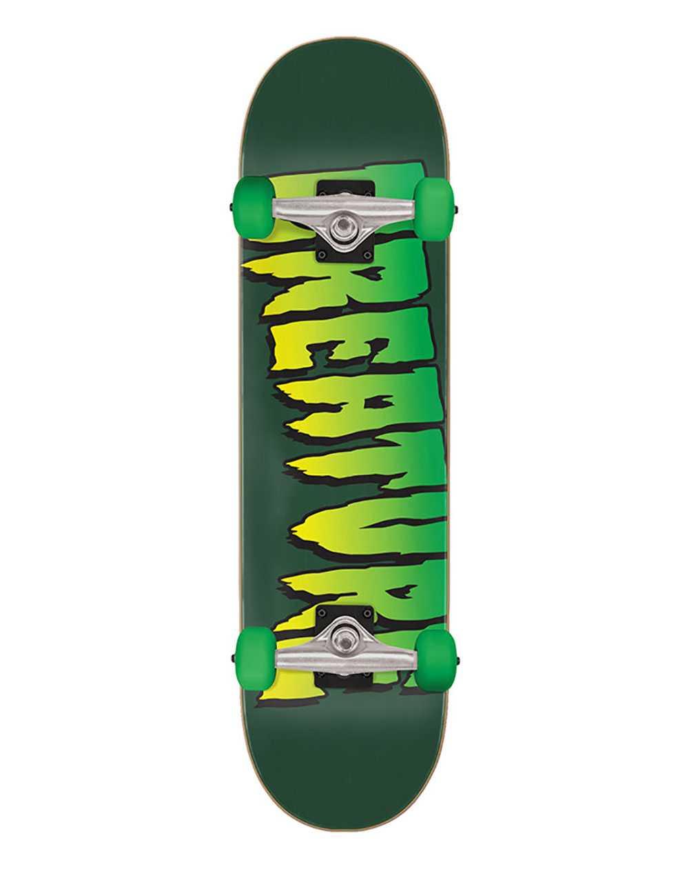 "Creature Skateboard Logo Full 8"""