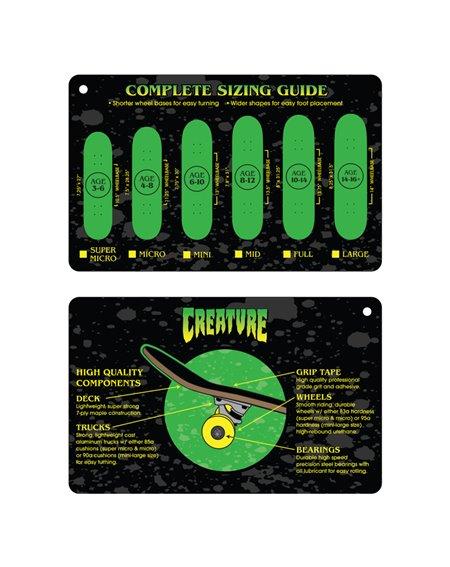 "Creature Logo Full 8"" Complete Skateboard"