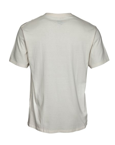 Santa Cruz Men's T-Shirt Whitecap Vintage White