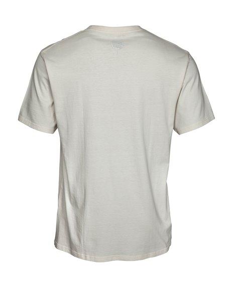 Santa Cruz Whitecap Camiseta para Homem Vintage White