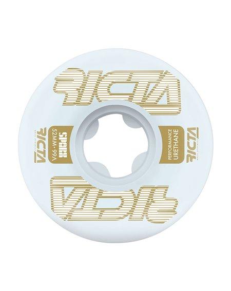 Ricta Rodas Skate Framework Sparx 52mm 99A 4 peças