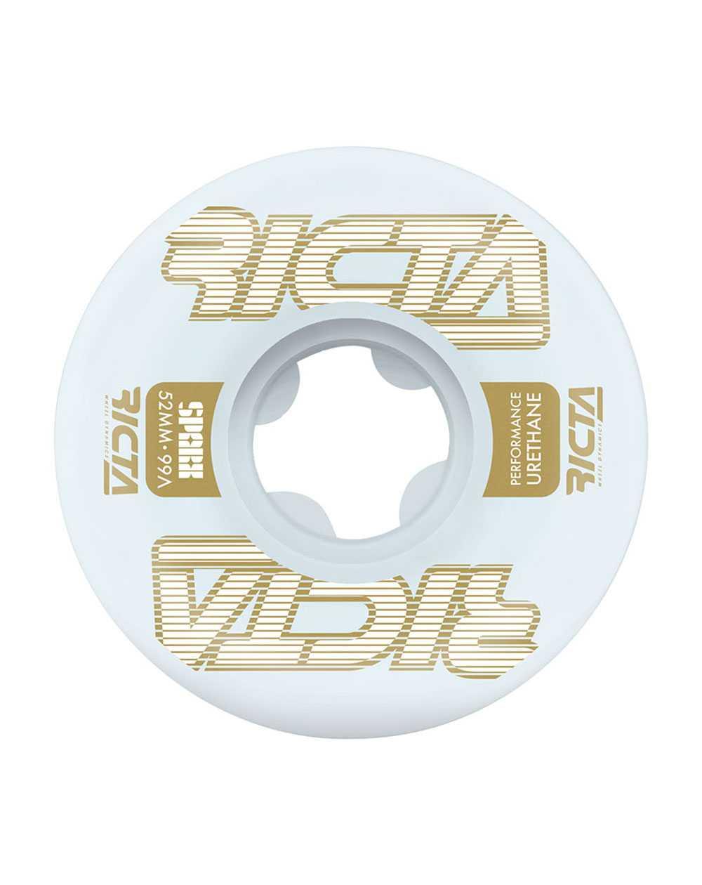 Ricta Framework Sparx 52mm 99A Skateboard Wheels pack of 4
