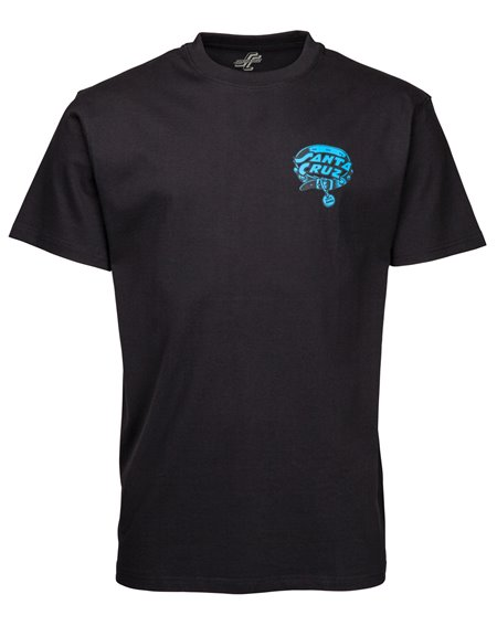 Santa Cruz OGSC Dressen Pup Camiseta para Homem Black
