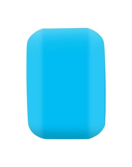 Slime Balls Vomit Mini II 53mm 97A Skateboard Wheels Blue pack of 4