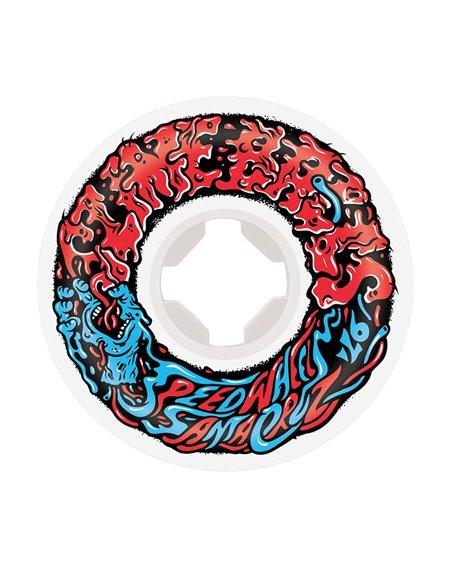Slime Balls Vomit Mini II 53mm 97A Skateboard Wheels pack of 4