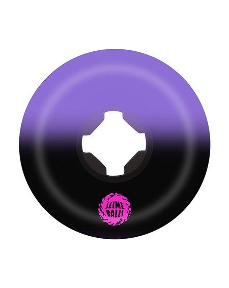 Slime Balls Ruote Skateboard Greetings Speed Balls 53mm 99A 4 pz