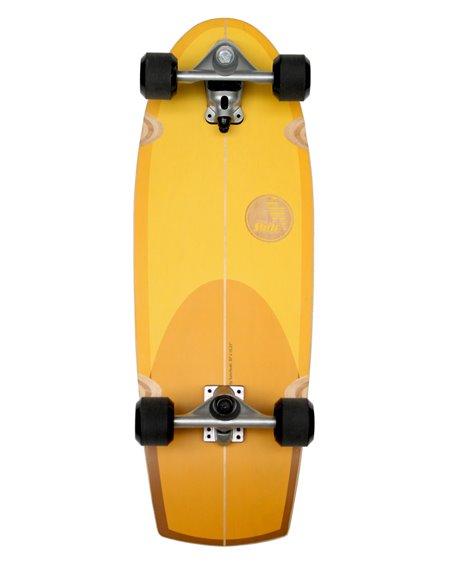 """Slide Quad Sunset 30"""" Surfskate"""