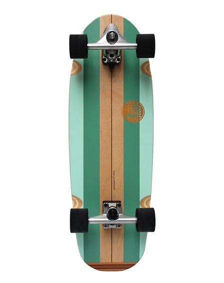 "Slide Gussie Avalanche 31"" Surfskate"