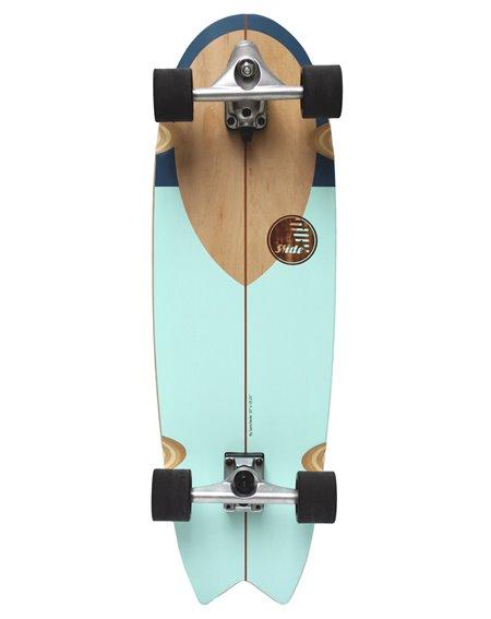 """Slide Swallow Noserider 33"""" Surfskate"""