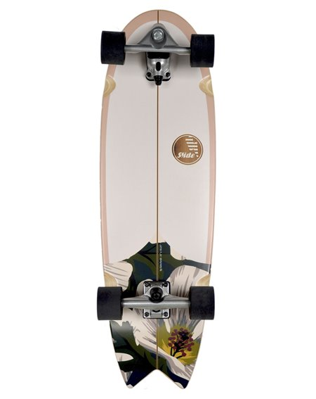 "Slide Surfskate Swallow Wahine 33"""