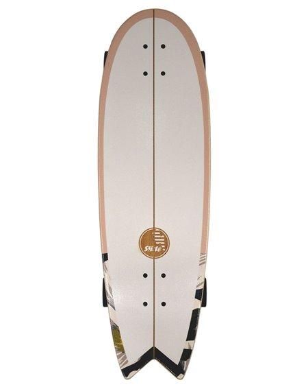 "Slide Swallow Wahine 33"" Surfskate"