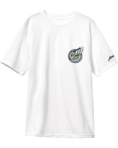 Andalé Excel Premium Camiseta para Homem White