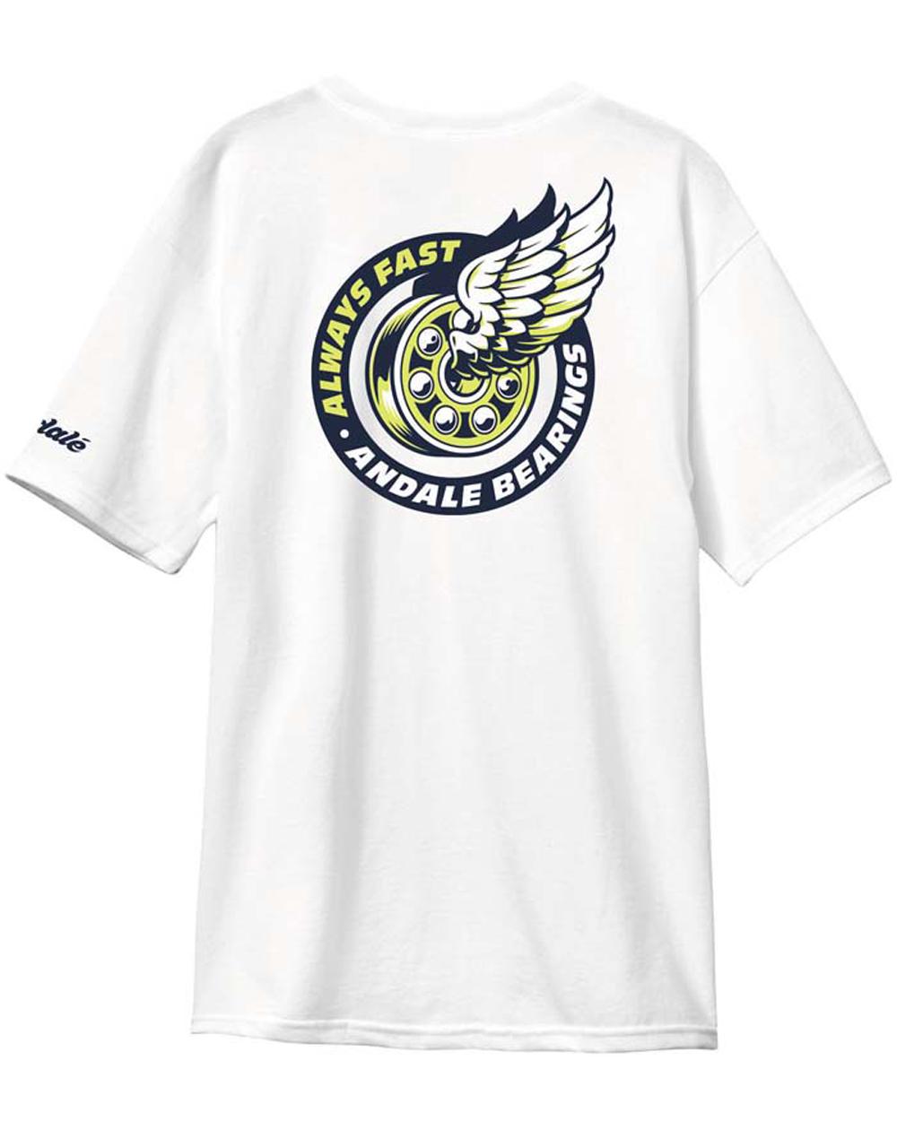 Andalé Excel Premium T-Shirt Uomo White