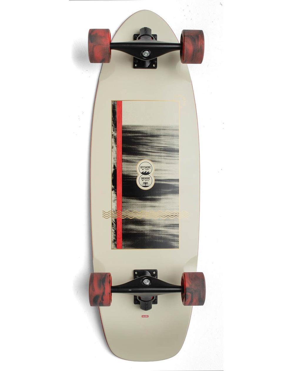 "Globe Surfskate Zuma 31.5"" OnShore/Flat"