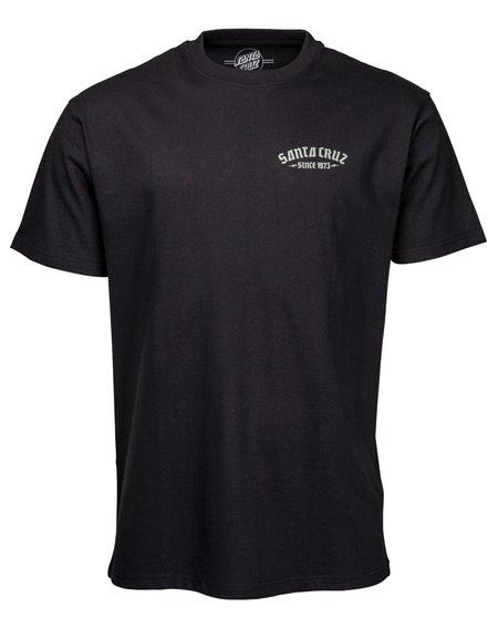 Santa Cruz Herren T-Shirt Medusa Black