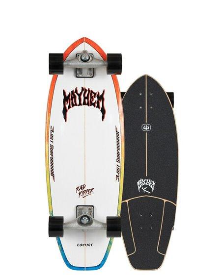 """Carver Surfskate Lost x Carver Rad Ripper CX 31"""""""