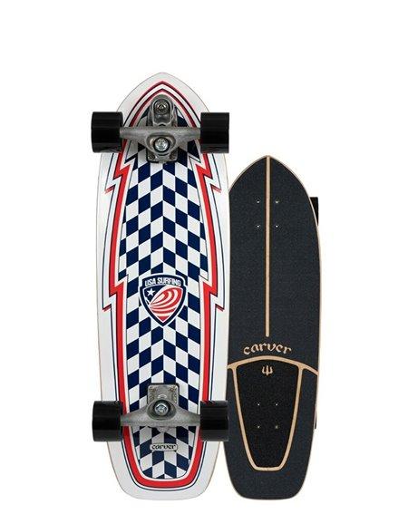 "Carver USA Booster C7 30.75"" Surfskate"