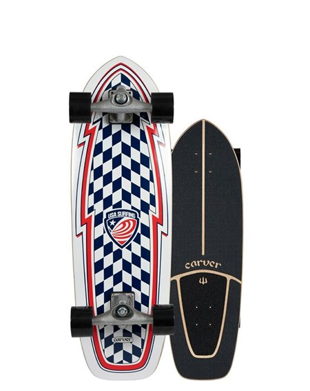 "Carver USA Booster CX 30.75"" Surfskate"