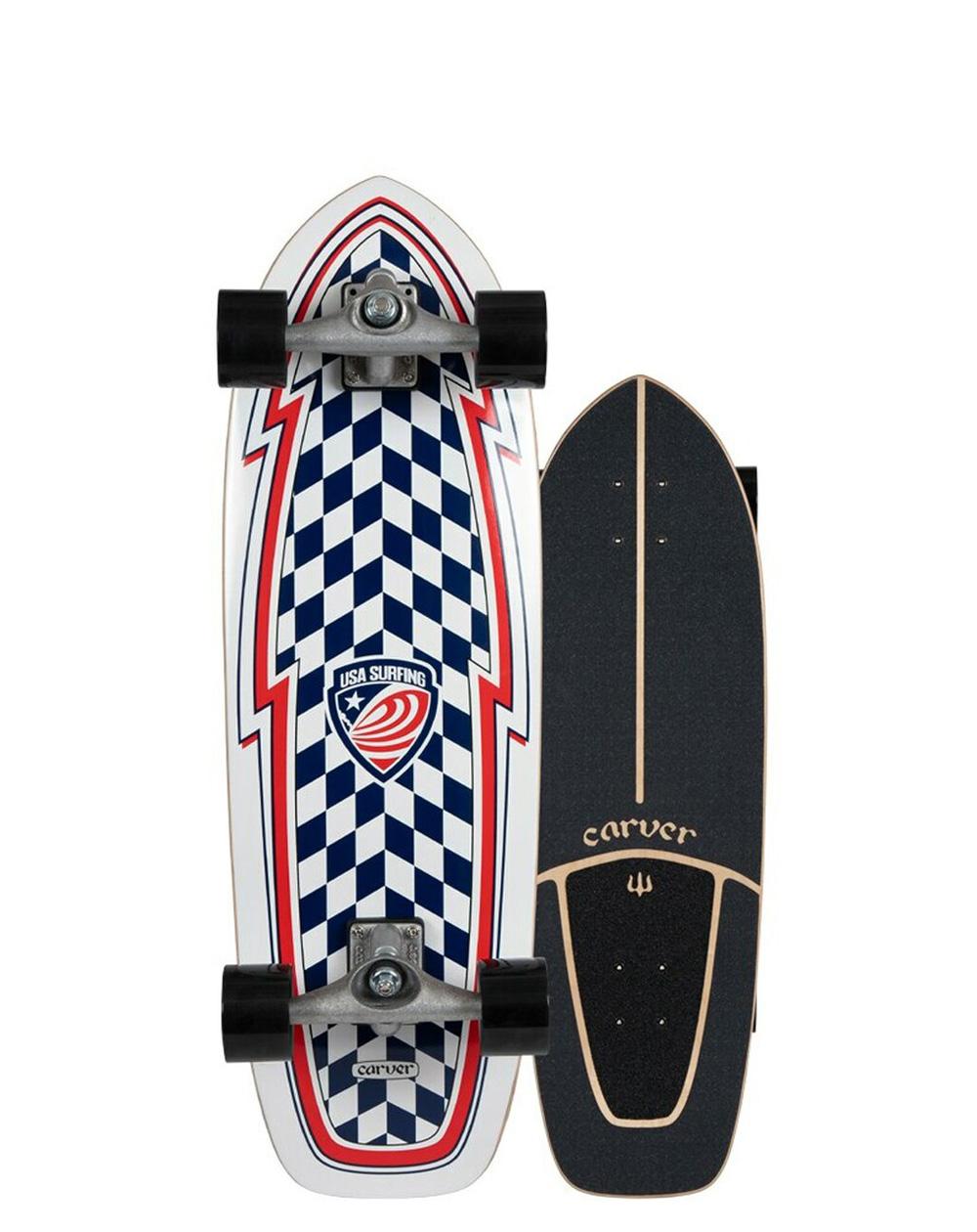 "Carver Surfskate USA Booster CX 30.75"""