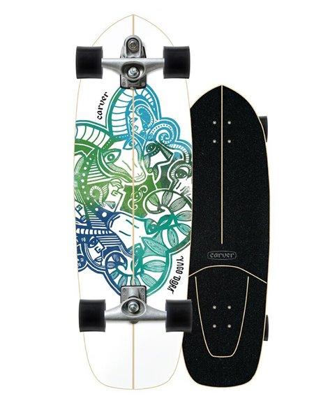"""Carver Surfskate Yago Skinny Goat C7 30.75"""""""
