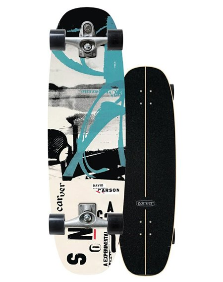 "Carver Carson Proteus C7 33"" Surfskate"