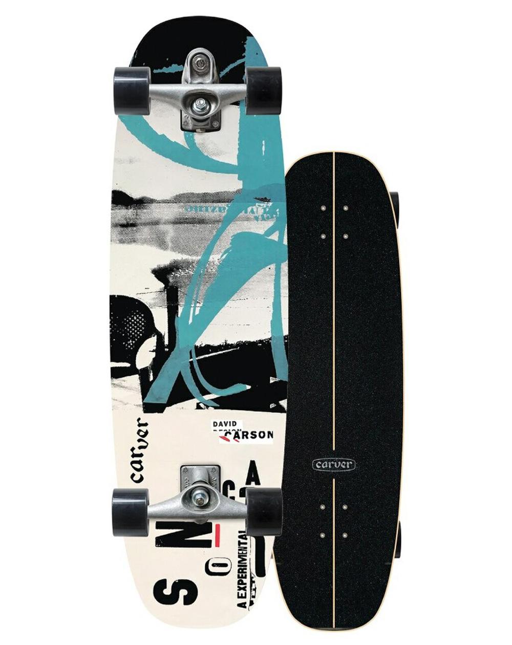 "Carver Surfskate Carson Proteus C7 33"""