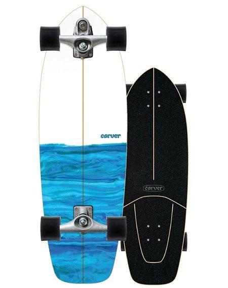 """Carver Resin 2021 C7 31"""" Surfskate"""
