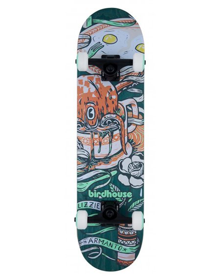 "Birdhouse Skateboard Complète Armanto Favorites 7.75"" Green"