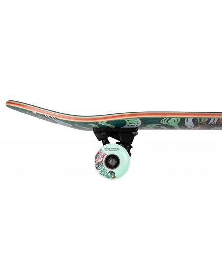 "Birdhouse Armanto Favorites 7.75"" Complete Skateboard Green"
