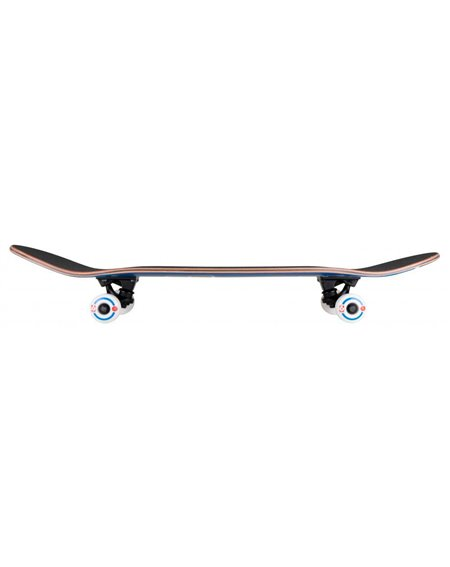 "Birdhouse Skateboard Toy Logo 8"" Red/Blue"